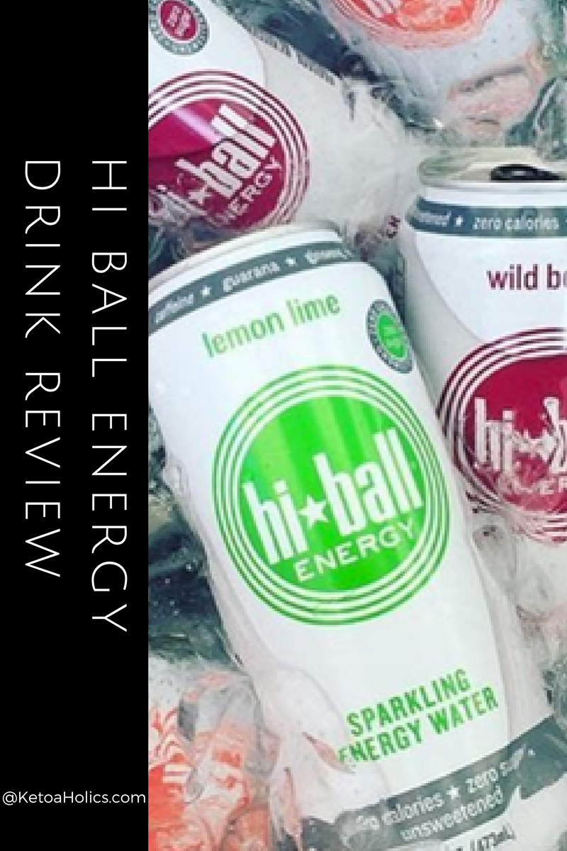 Hi Ball Energy Drink Review