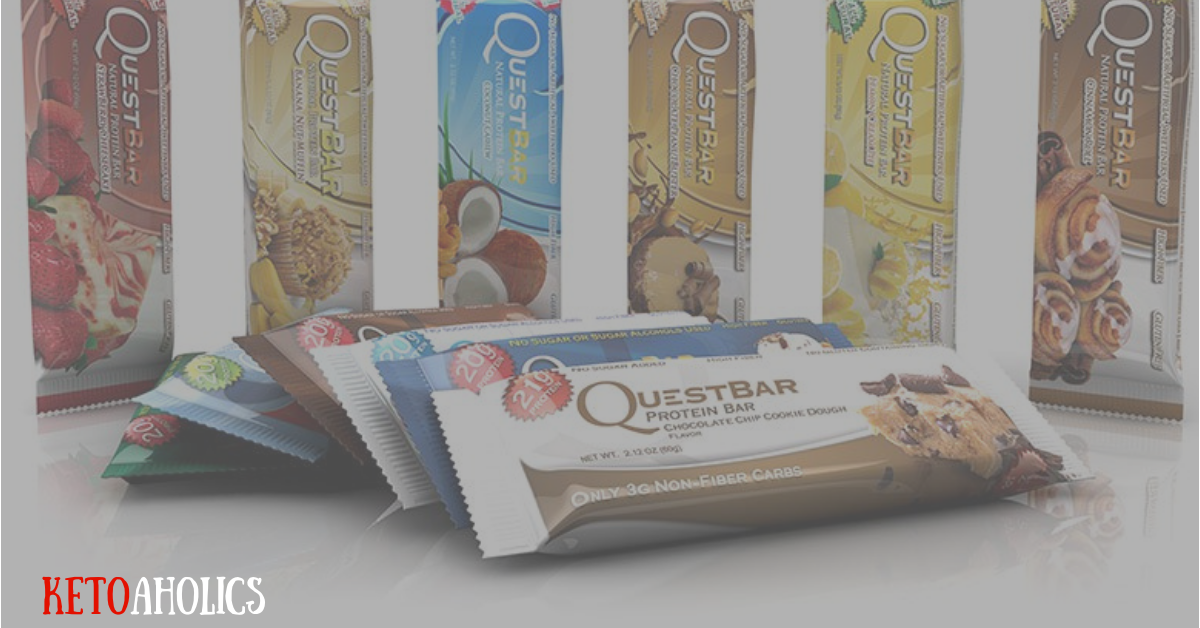 Quest Bars Keto Friendly Review: Can You Eat Them On Low Carb Ketogenic Diet? – KetoaHolics