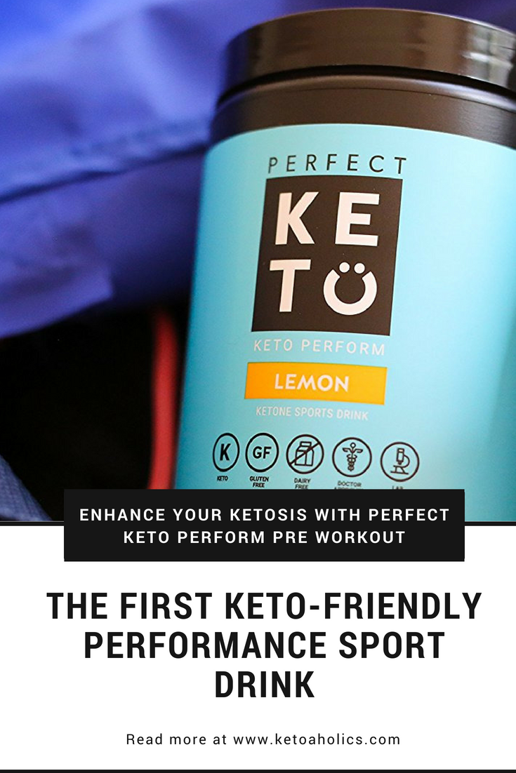 Perfect Keto Perform Pre Workout Review