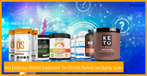 image of Best Exogenous Ketones Supplement Reviews - KetoaHolics.com