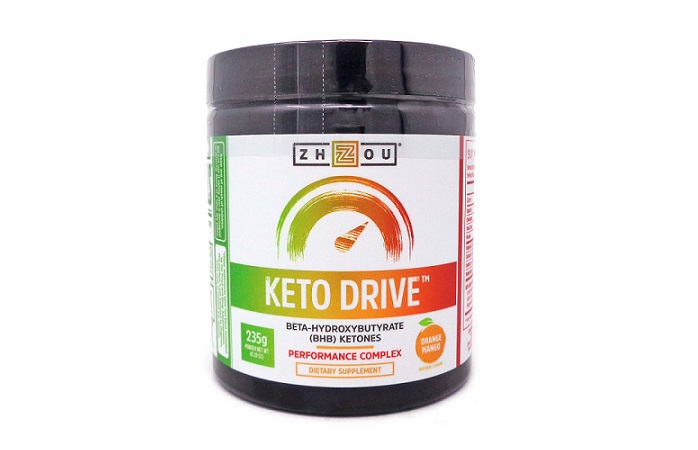 keto drive review exogenous ketones supplements