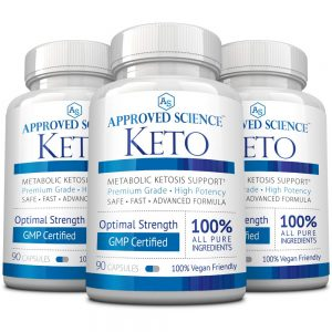 Approved Science Keto - Reviews, Ratings and Where To Buy!