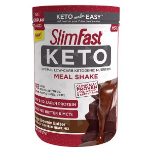 Slimfast Keto Meal Replacement - KetoaHolics