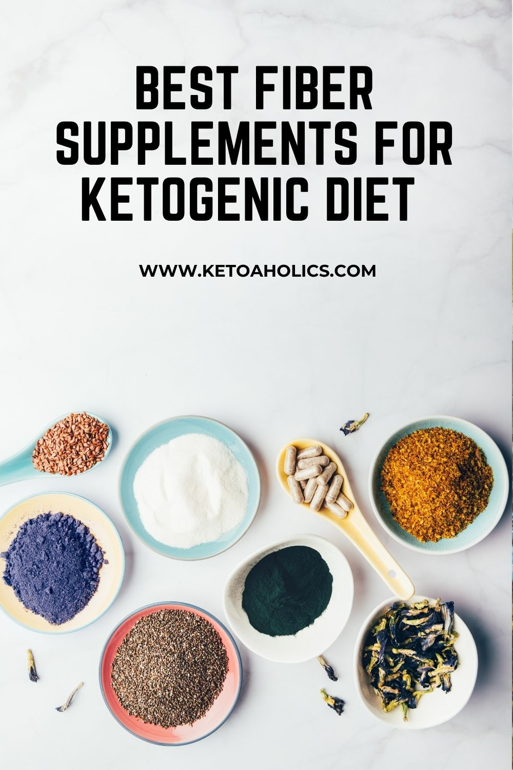 Best Fiber Supplements for Ketogenic Diet That Can Solve Your Digestive Issues